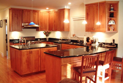 Kitchen Counter Tops Cabinets